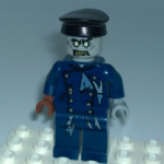 Lego Monster Fighters Zombie Driver 2012  minifigure